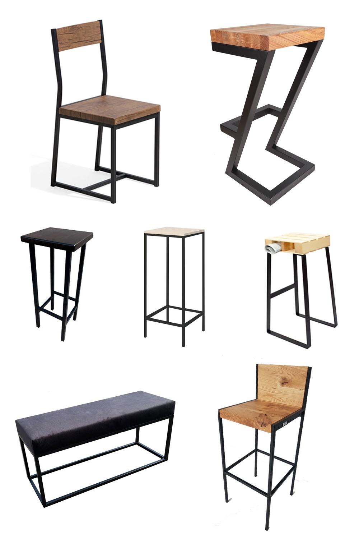 Krzesła i taborety